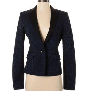 BCBGMAXAZRIA Blue Blazer Size XS